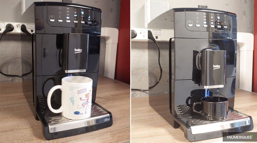 Machine A Cafe Automatique Marc Dans La Tasse