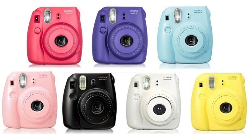 baskets pour pas cher dernière vente 100% de satisfaction Fujifilm Instax Mini 8