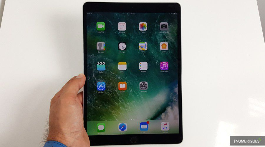 Test apple ipad pro 10 face main