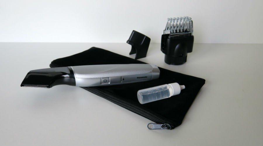 Test panasonic ER GD60 S803 c