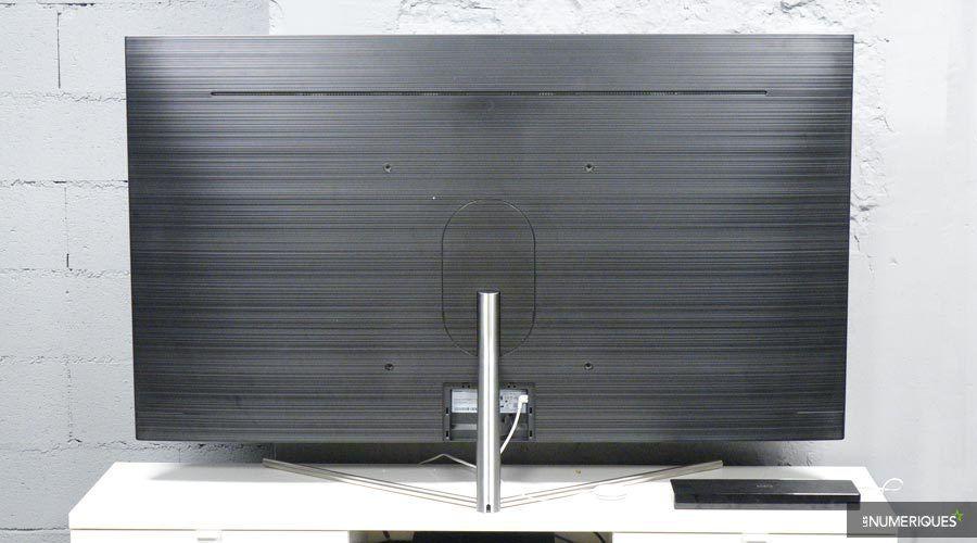samsung qe65q7f test complet t l viseur les num riques. Black Bedroom Furniture Sets. Home Design Ideas