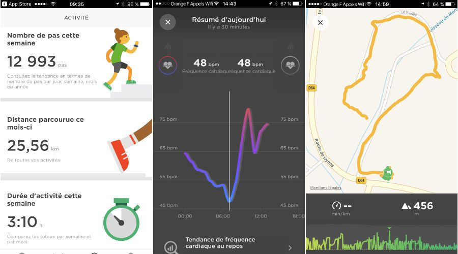 Test tomtom runner3 cardio %2Bmusic a