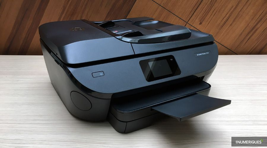 Imprimante multifonction HP Envy Photo 7830
