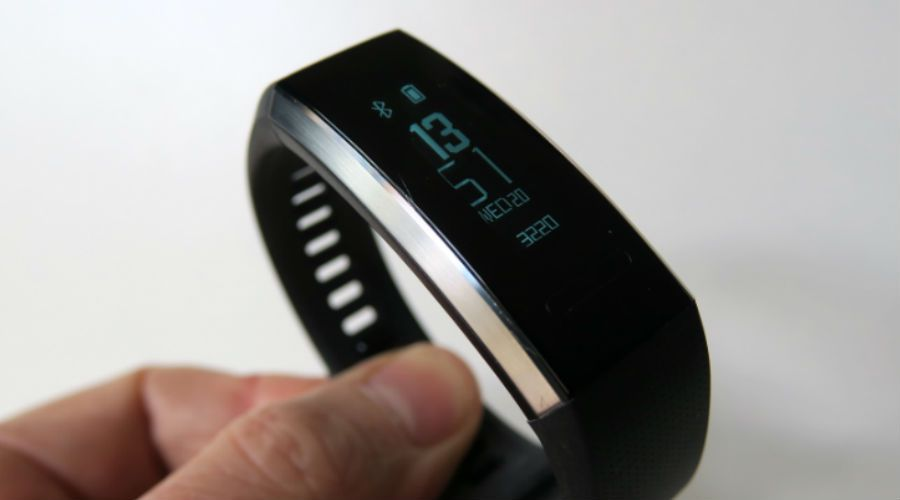 Test huawei band2pro d