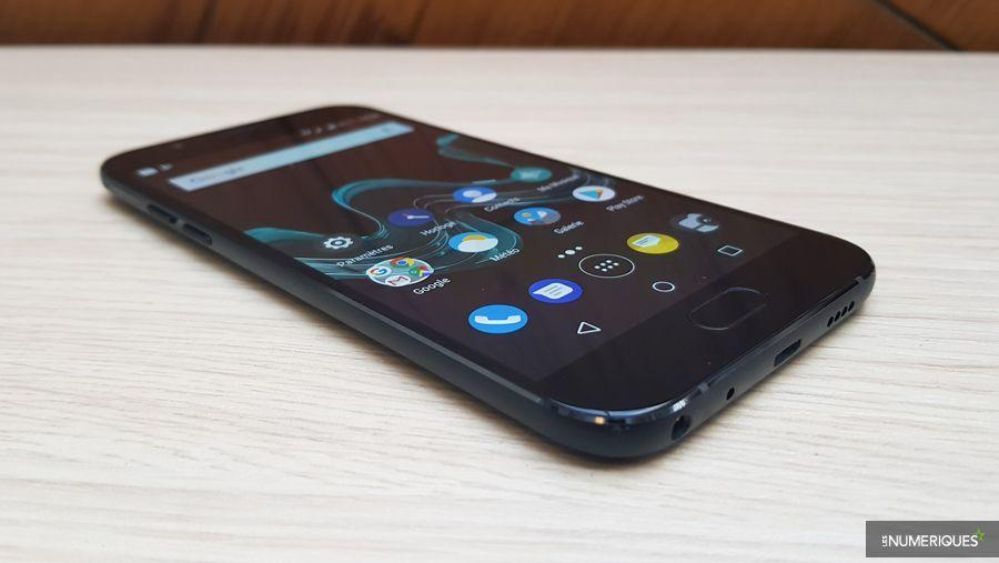 1c0b073bbf033c Wiko WIM   test, prix et fiche technique - Smartphone - Les Numériques