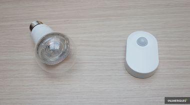 IKEA trådfri DEL GU10 Réglable Sans Fil Smart Ampoule 400 lm tradfri Chaud