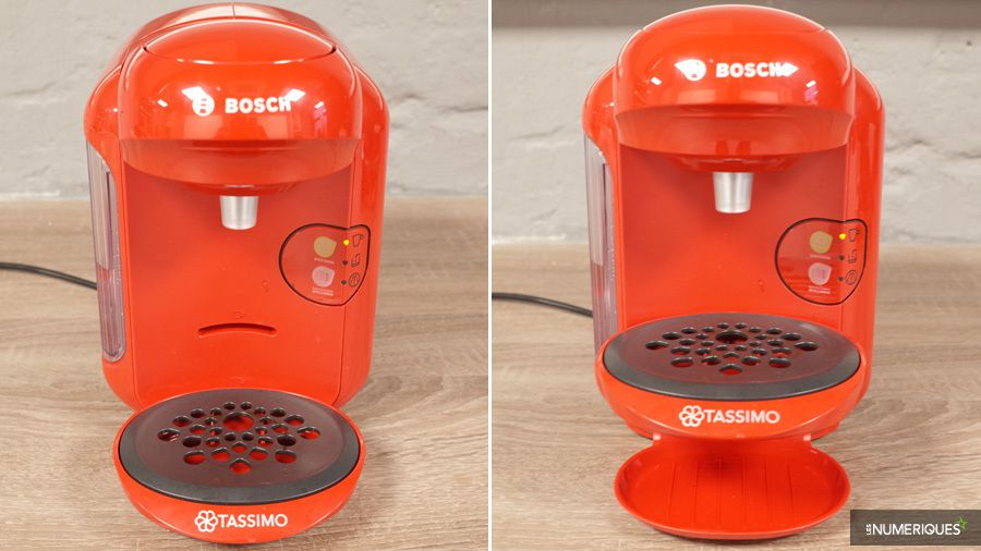 bosch tassimo vivy 2 test prix et fiche technique cafeti re capsule dosette les. Black Bedroom Furniture Sets. Home Design Ideas