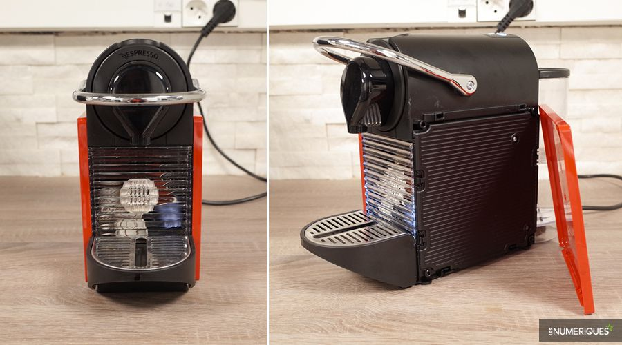 detartrage nespresso pixie beautiful zenius nespresso machine by by zenius nespresso machine. Black Bedroom Furniture Sets. Home Design Ideas