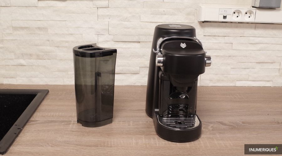 Malongo Neoh Expresso Test Complet Cafetiere A Capsule Dosette