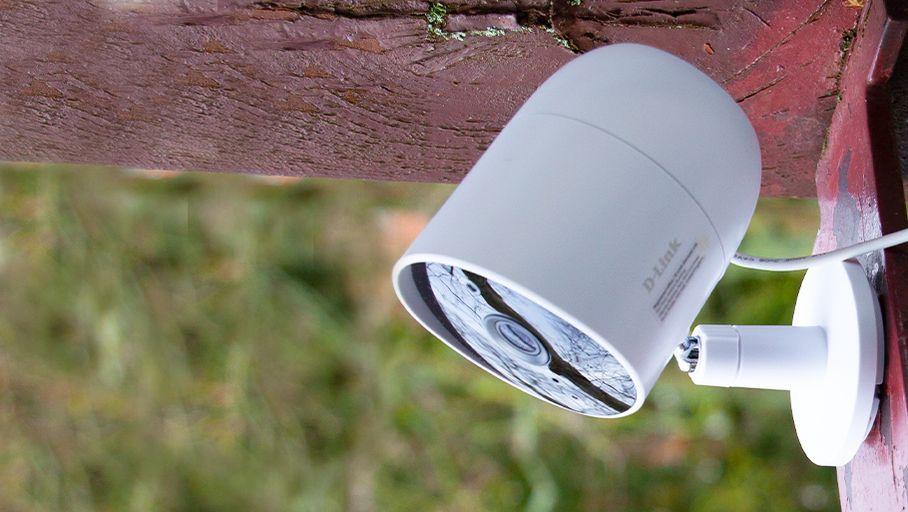 Test D-Link DCS-8302LH : une caméra extérieure qui ne se mouille pas - Les Numériques