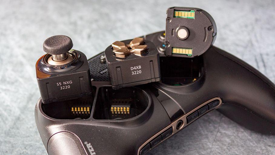 Test Thrustmaster eSwap X Pro Controller : une manette modulaire parée pour la compétition sur Xbox et PC - Les Numériques