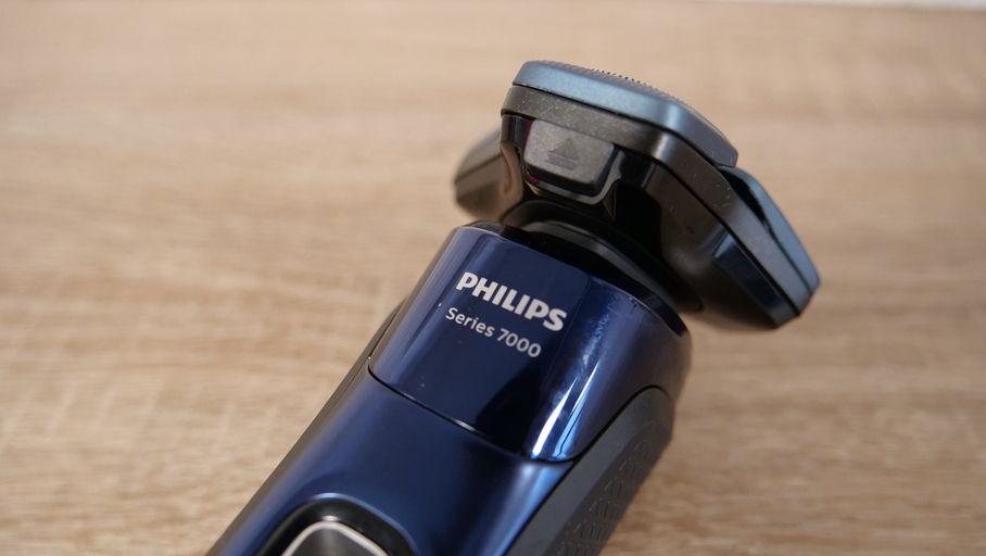 Test Philips Series 7000 S7786/50 : et le rasage se connecta... - Les Numériques