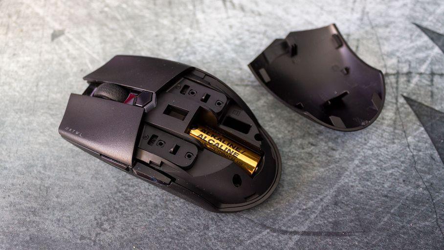 Test Corsair Katar Pro Wireless : une souris gaming sans-fil à pile pour les petits budgets - Les Numériques