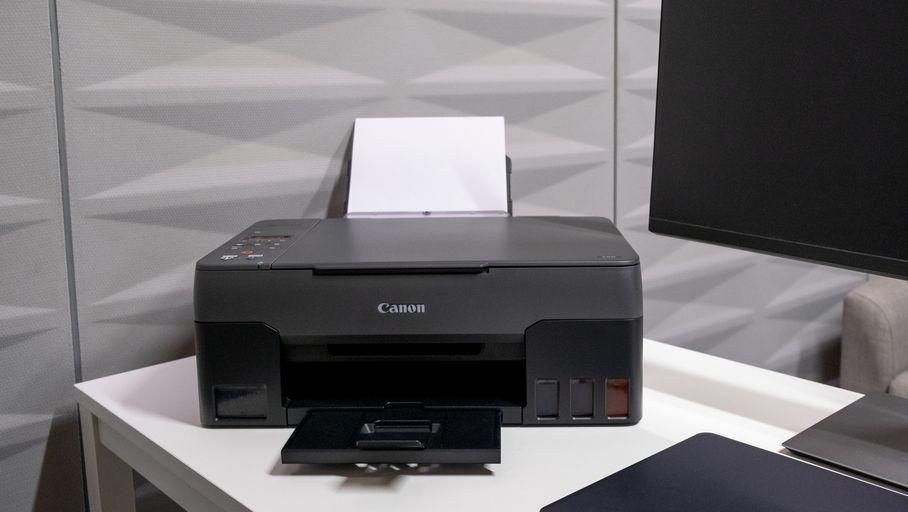 Test Canon Pixma G3520 : une imprimante sans cartouches minimaliste - Les Numériques