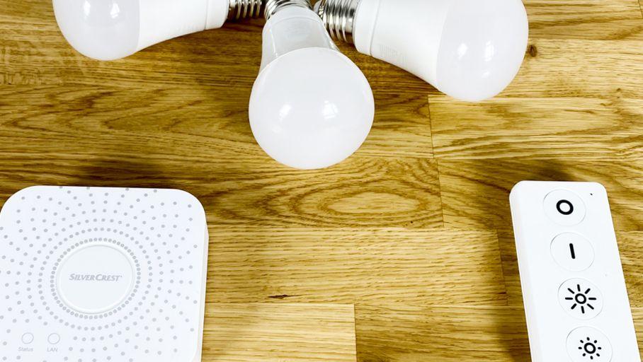 Test Lidl Smart Home Set de démarrage : une qualité de lumière exceptionnelle - Les Numériques