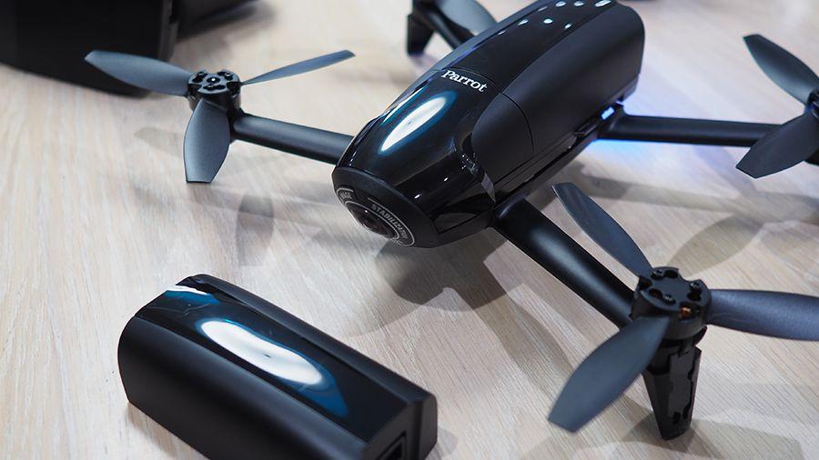 Drone Parrot Bebop 2 Power prêt à décoller