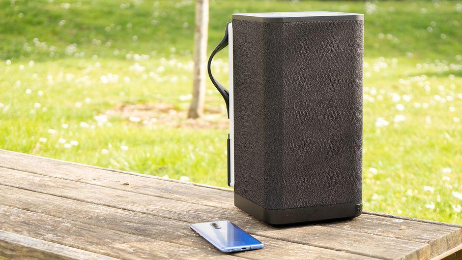 Test Ultimate Ears Hyperboom : une enceinte Bluetooth XXL performante et puissante - Les Numériques