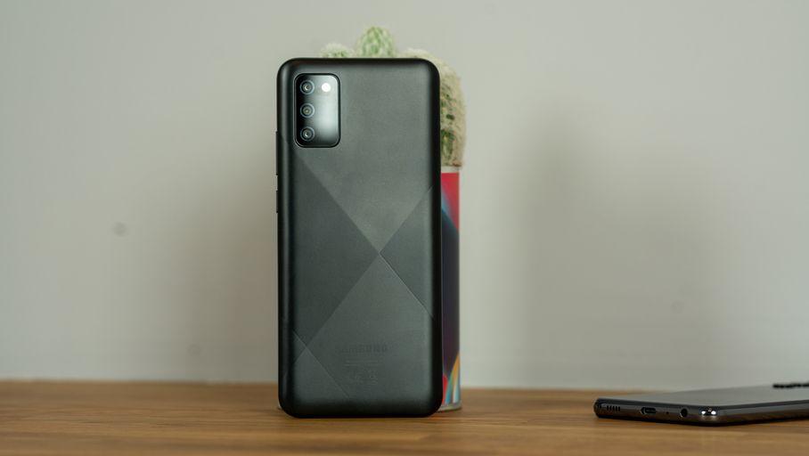 Test Samsung Galaxy A02s : un smartphone bien trop limité - Les Numériques