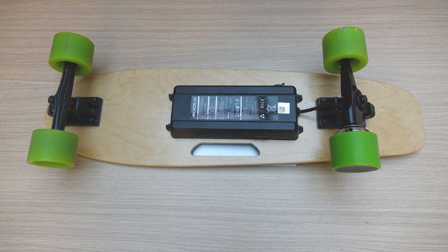 Test du skate électrique Archos SK8