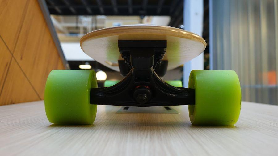 Test du skate électrique Archos SK8, avant