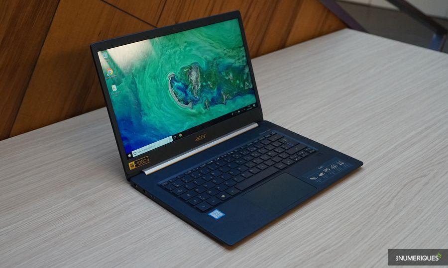 fcd49a6eabd Acer Swift 5   test