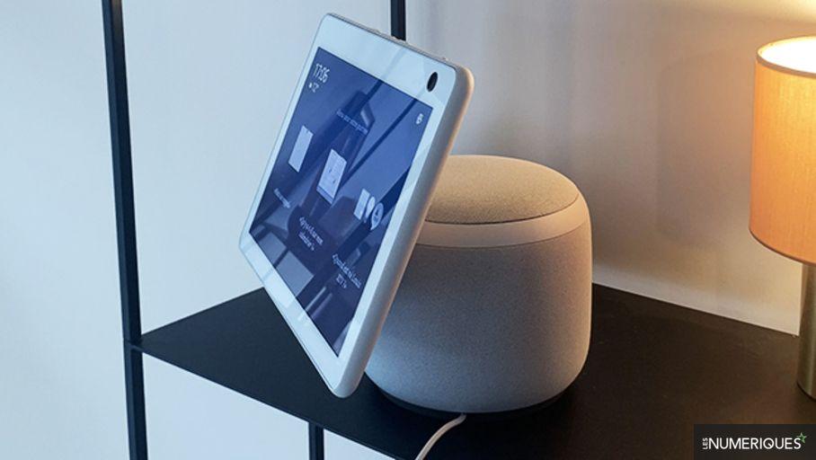 Test Amazon Echo Show 10 : le smart display qui nous fait tourner la tête