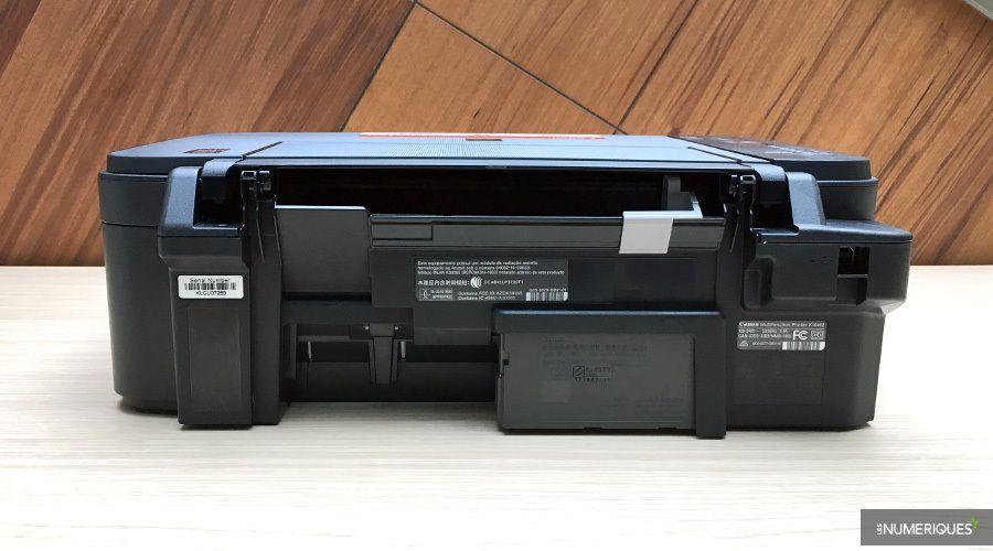 Test de l'imprimante couleur multifonction jet d'encre Canon Pixma TS3150