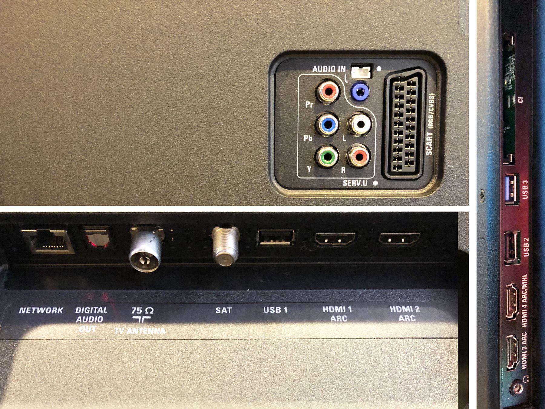 Philips 43PUS7202 : test, prix et fiche technique - Téléviseur - Les