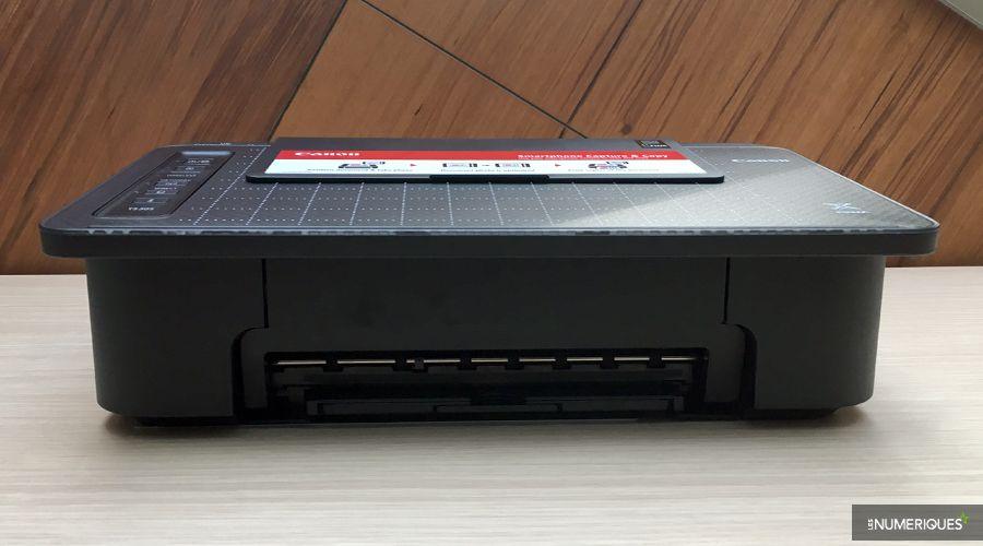 Test de l'imprimante jet d'encre 2-en-1 Canon Pixma TS30
