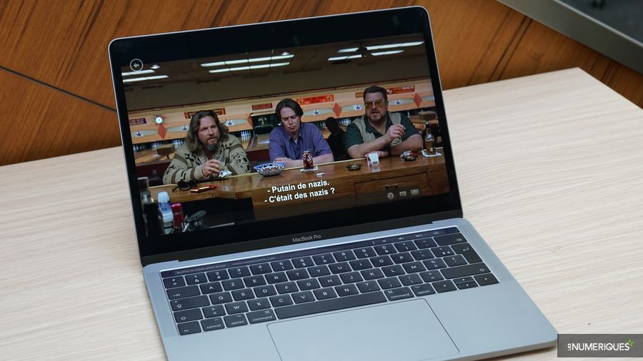 MacBook Pro 13 pouces 2017 3,1 GHz