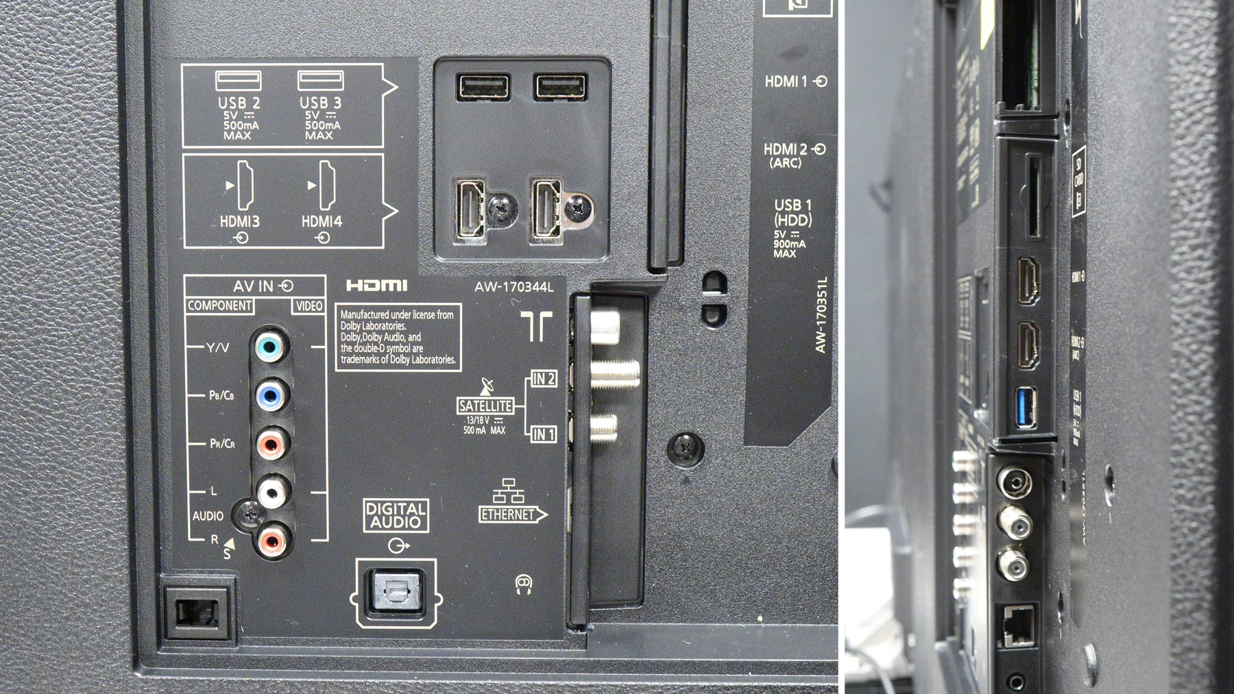 Panasonic Tx 55fz950 Test Prix Et Fiche Technique