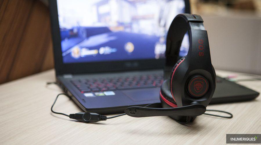 Test Spirit Of Gamer Pro H5 Un Casque Gaming A Moins De