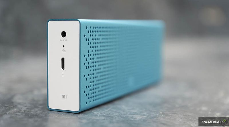 Mi Xiaomi Mini Bluetooth 4.0 Speaker Connector Micro USB Charging Port