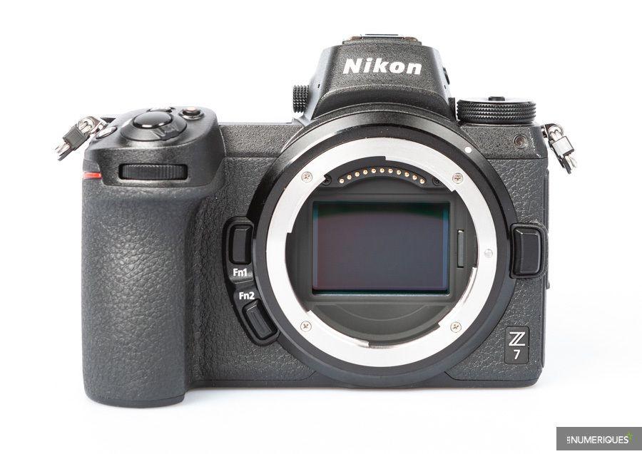 Nikon Z7 test review ergonomie