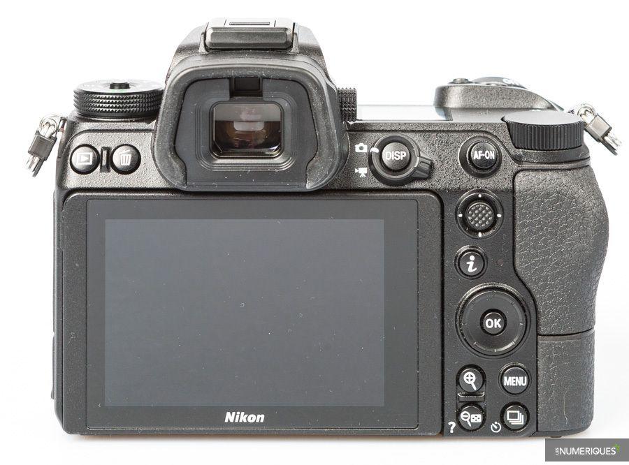 Nikon Z7 ergonomie test review