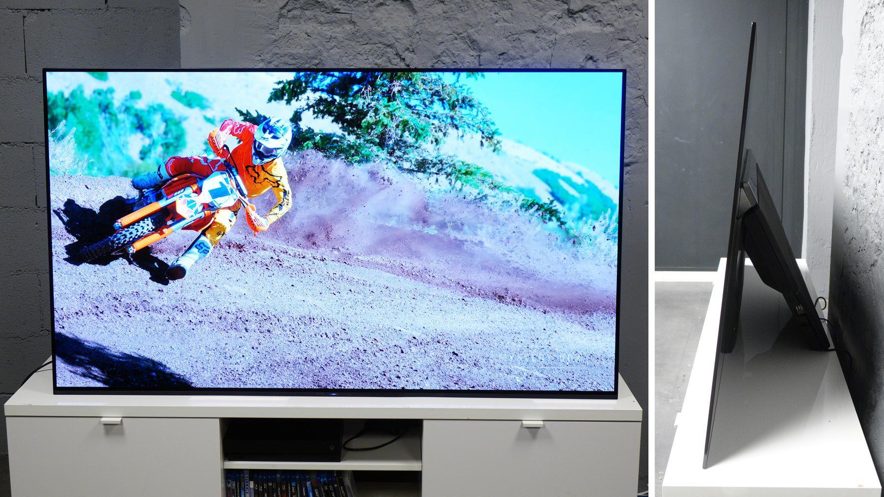 b5d182ba9decfb Sony KD-65AF9   test, prix et fiche technique - Téléviseur - Les ...