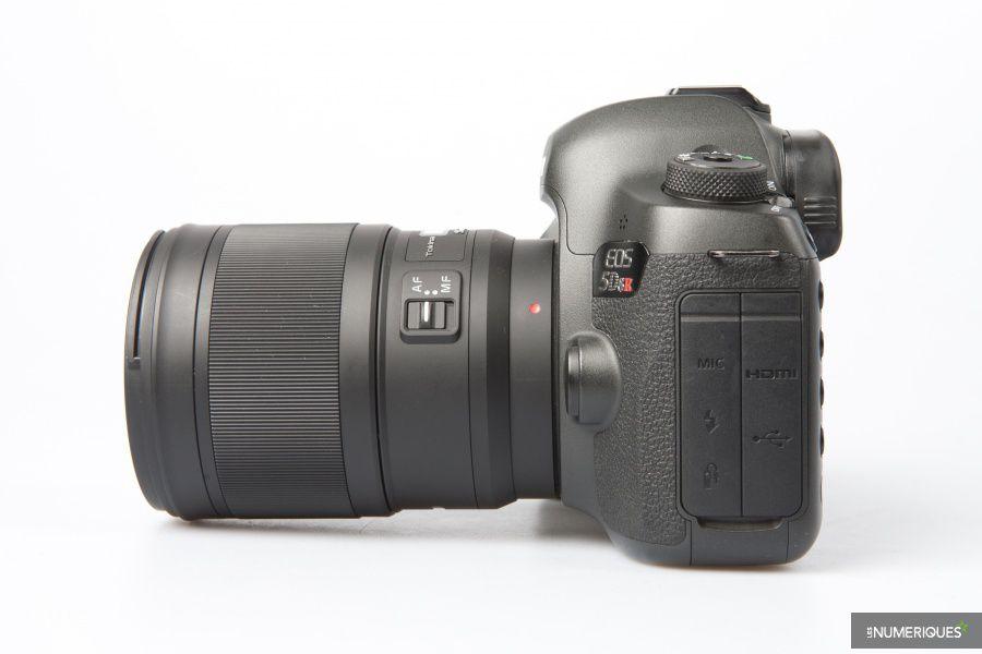 Prise en main Test Tokina Opera 50 mm f/1,4 FF
