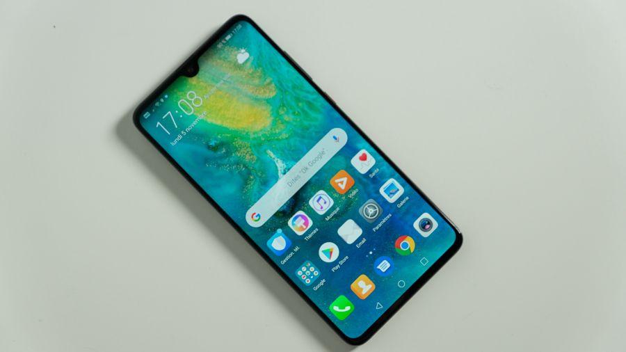 Black Friday – Le Huawei Mate 20 à 599€ après reprise de votre mobile