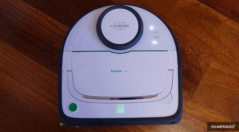 Test Vorwerk Kobold VR300 : un robot intelligent, puissant