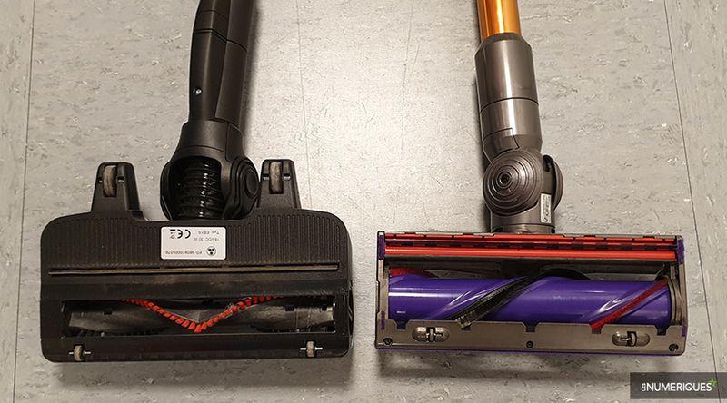 Test Aspirateur balai Bosch Unlimited Série 8 BBS1224