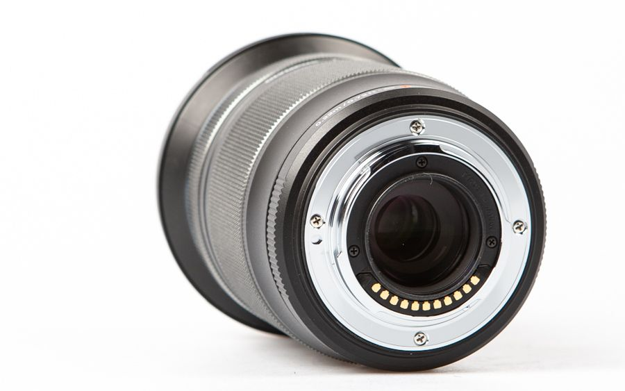 Olympus 12-200 mm f/3,5-6,3 test review baïonnette