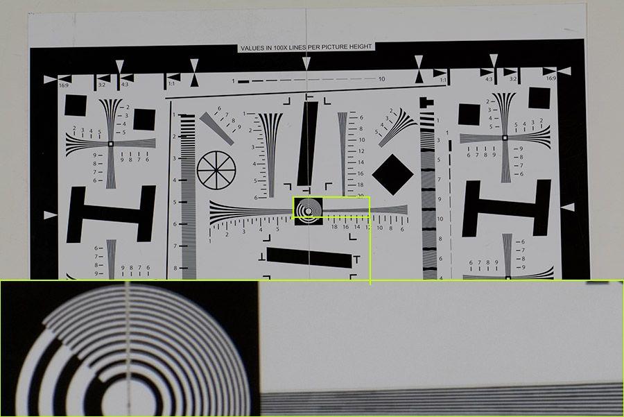 Panasonic s1r test review temps de pose  1 seconde