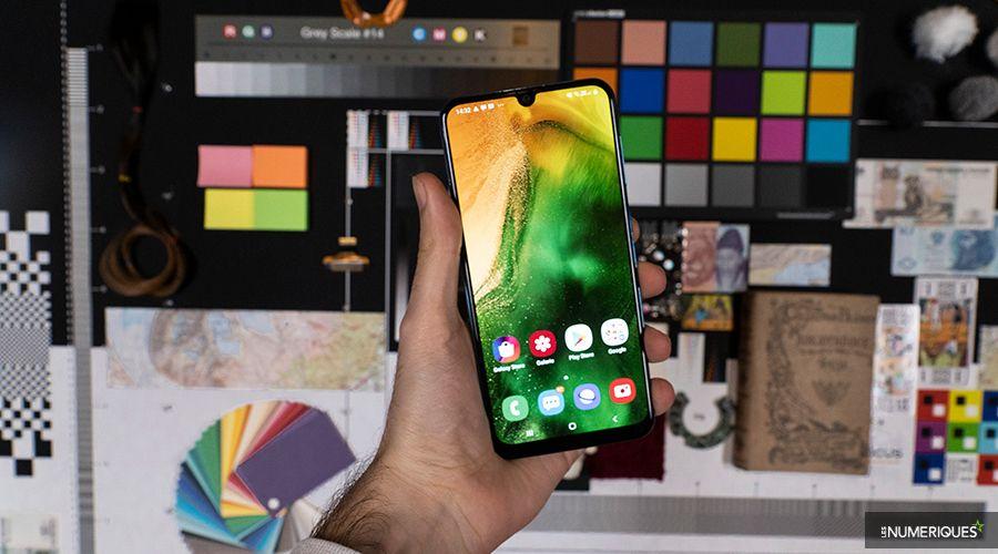 Technique Et Smartphone Samsung A50TestPrix Galaxy Fiche fb7g6Yy