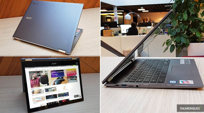 Acer Chomebook Spin 13 CP713