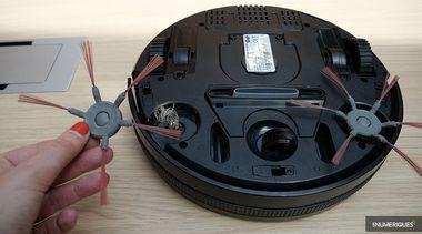 Test Aspirateur robot Severin Chill RB 7025 : pas cher et