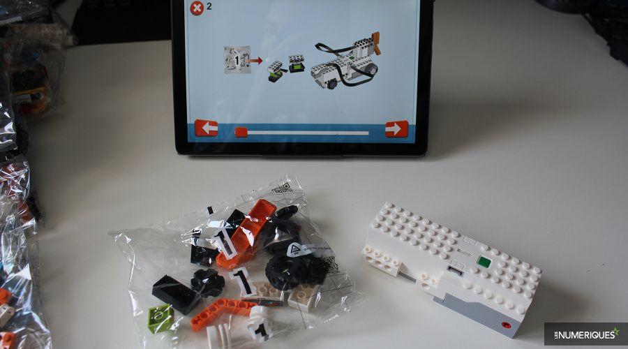 Lego Boost Constructions17101TestPrix Mes Premières Et 4jR5AL