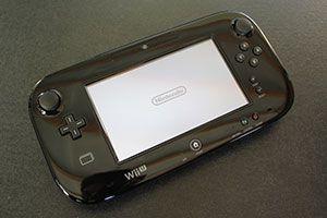 Nintendo Wii U Premium Gamepad Front 300px