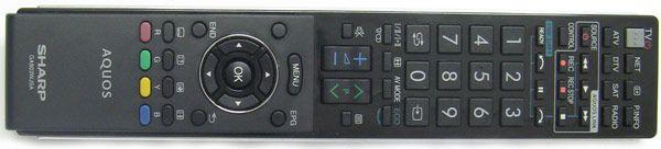 LC 60LE635E telecommande600