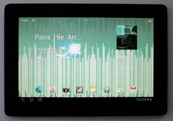 asus prime android 4 accueil