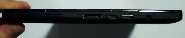 lenovo tablet connecteurs